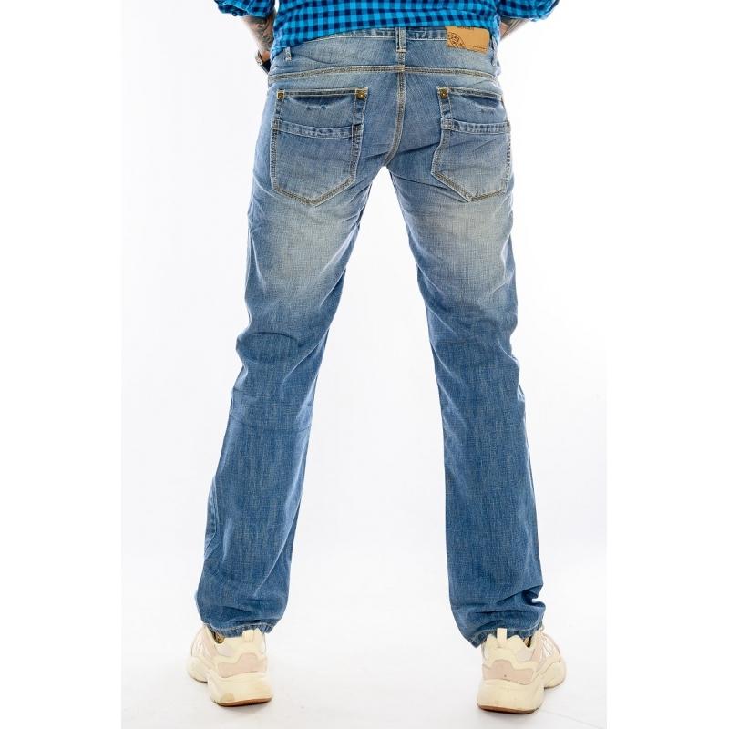Джинсы мужские Franco Benussi 1062 синие