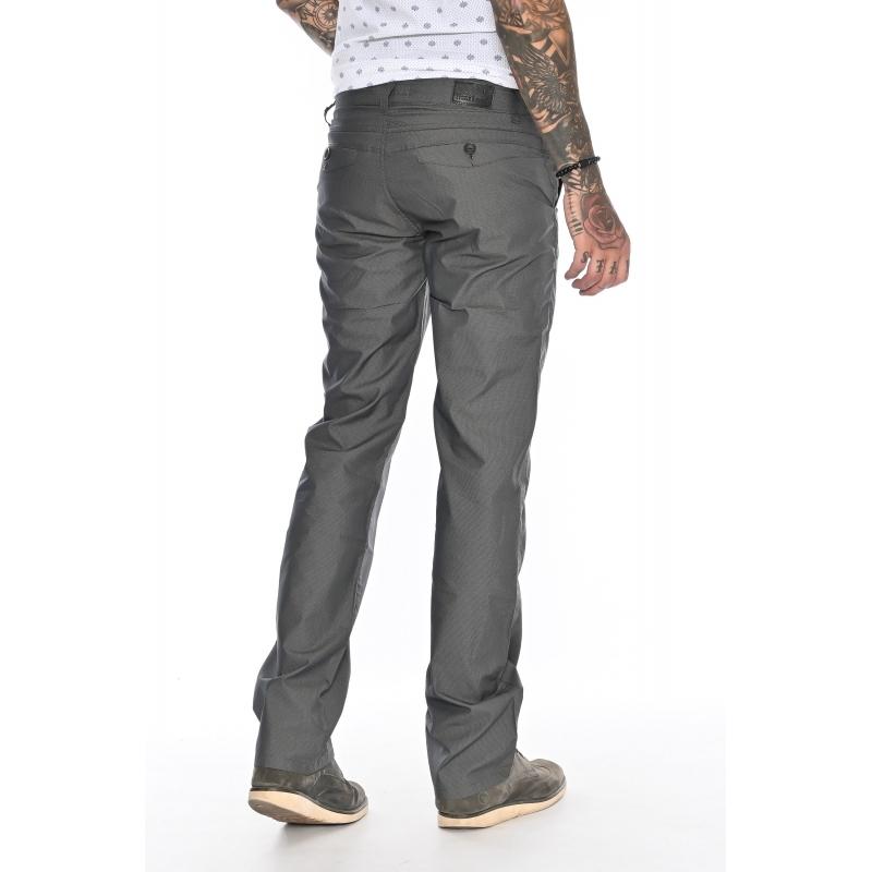 Джинсы - брюки Franco Benussi 3362 темно-серые