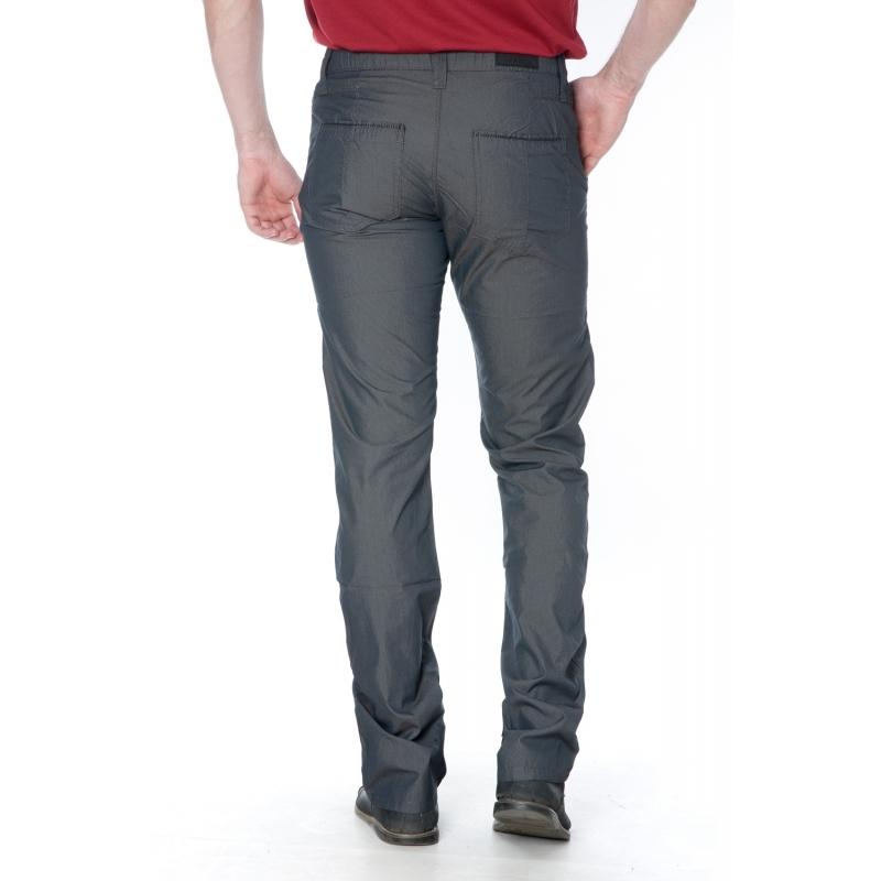 Летние брюки джинсы мужские Franco Benussi 12-202 серые
