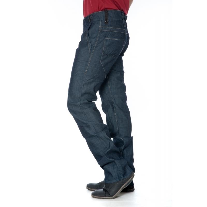 Стильные мужские джинсы Franco Benussi 1268 синие