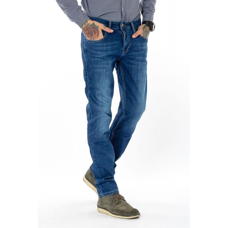Джинсы мужские Franco Benussi 13267 темно-синие
