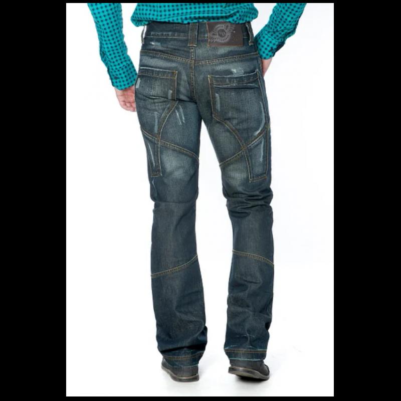 Мужские джинсы Franсo Benussi 1197 синие