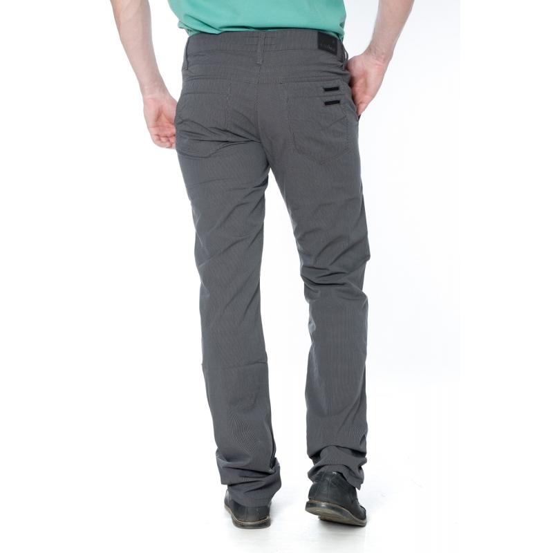 Джинсы мужские Fb 3691-3208 тёмно-серые