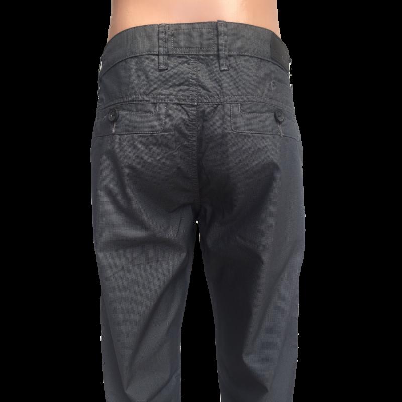 Распродажа - серые джинсы в клетку FB 3698