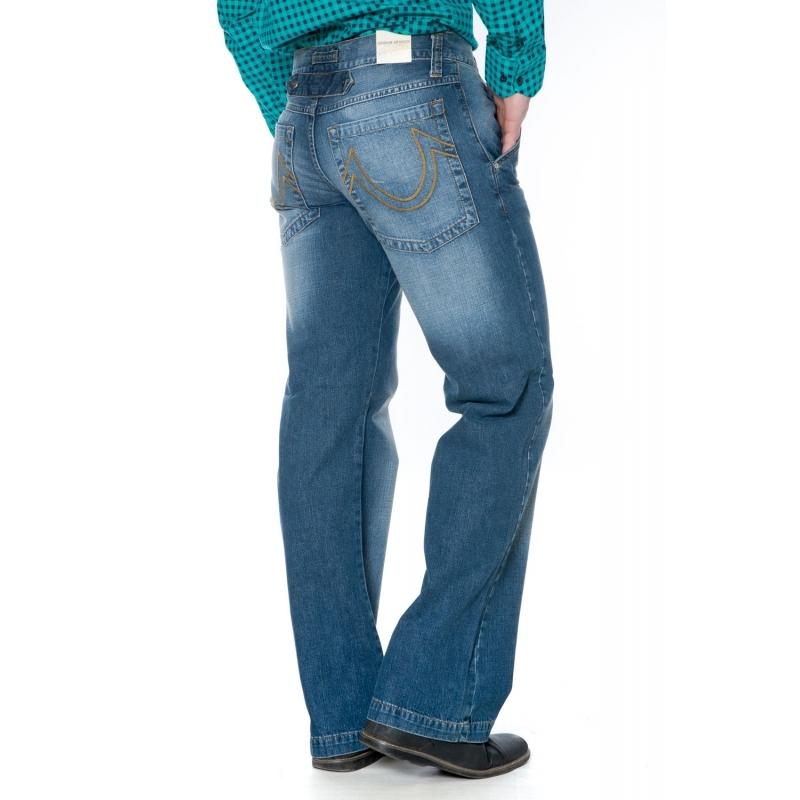 Мужские джинсы Franco Benussi E-JNS 306 широкие