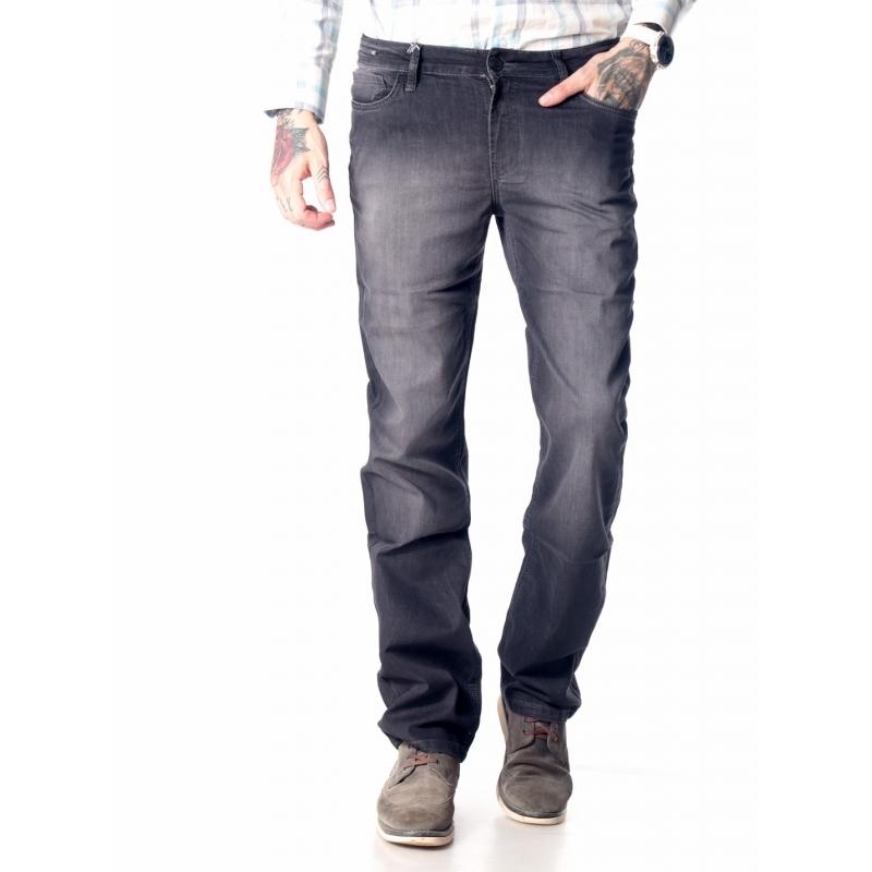 Джинсы мужские Franco Benussi 1051 темно-серые