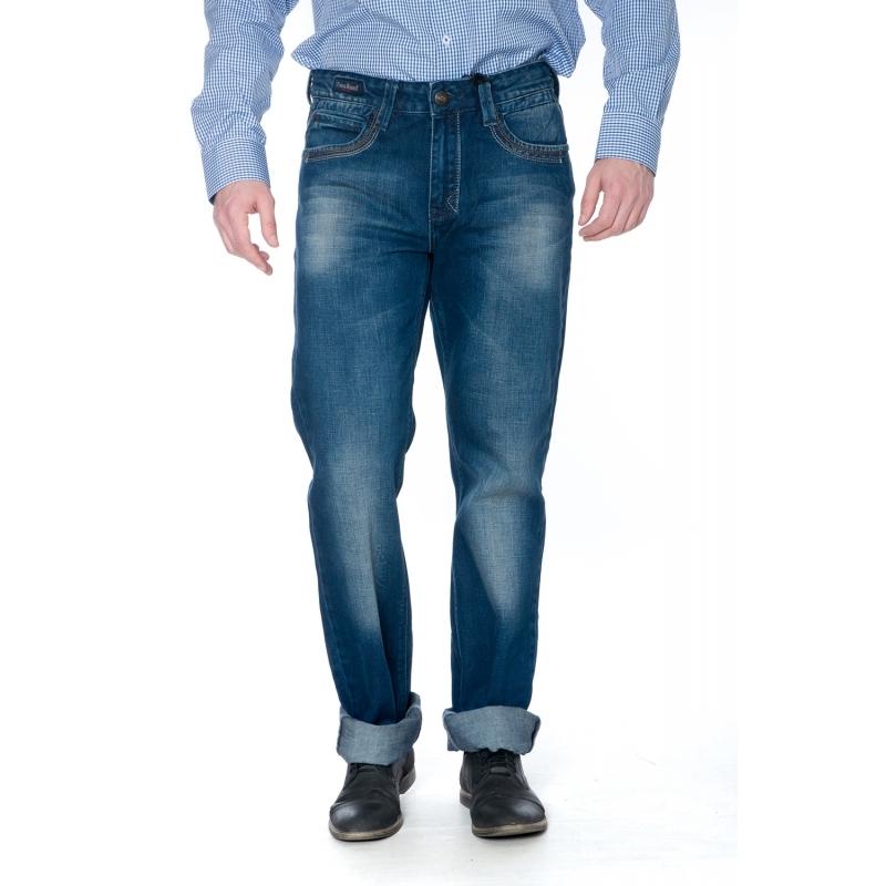 Джинсы Francco Benussi 12-671 на высокий рост синие