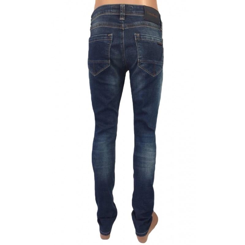 Стильные зауженные джинсы мужские