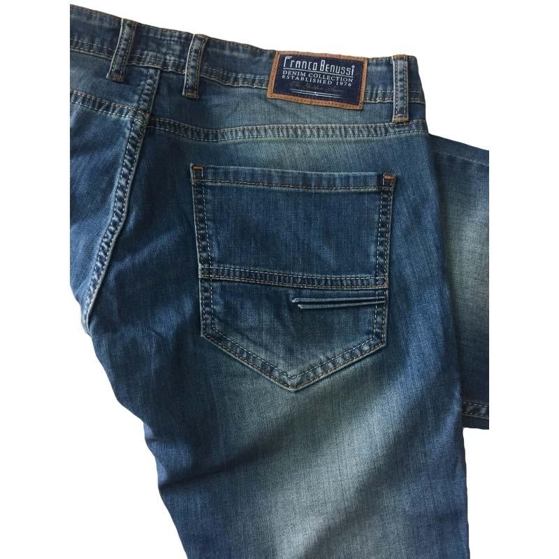 Barcelona - мужские джинсы зауженные