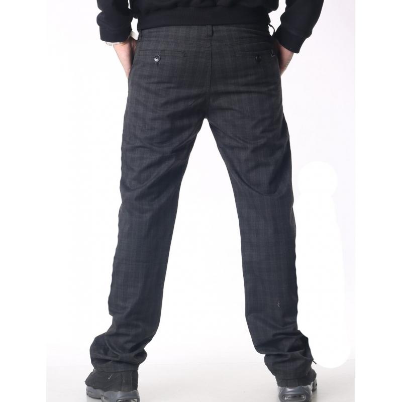 Мужские брюки в клетку Franco Benussi 3614