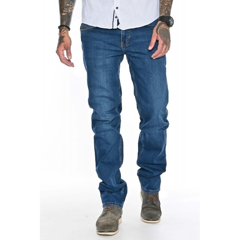 "Мужские джинсы Franco Benussi 21-362 Torino L 36"" синие"