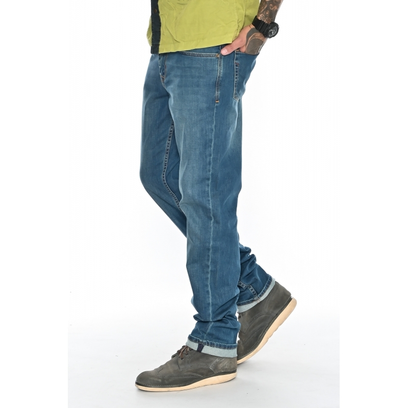 "Мужские джинсы Franco Benussi 21-370 Torino L 36"" синие"
