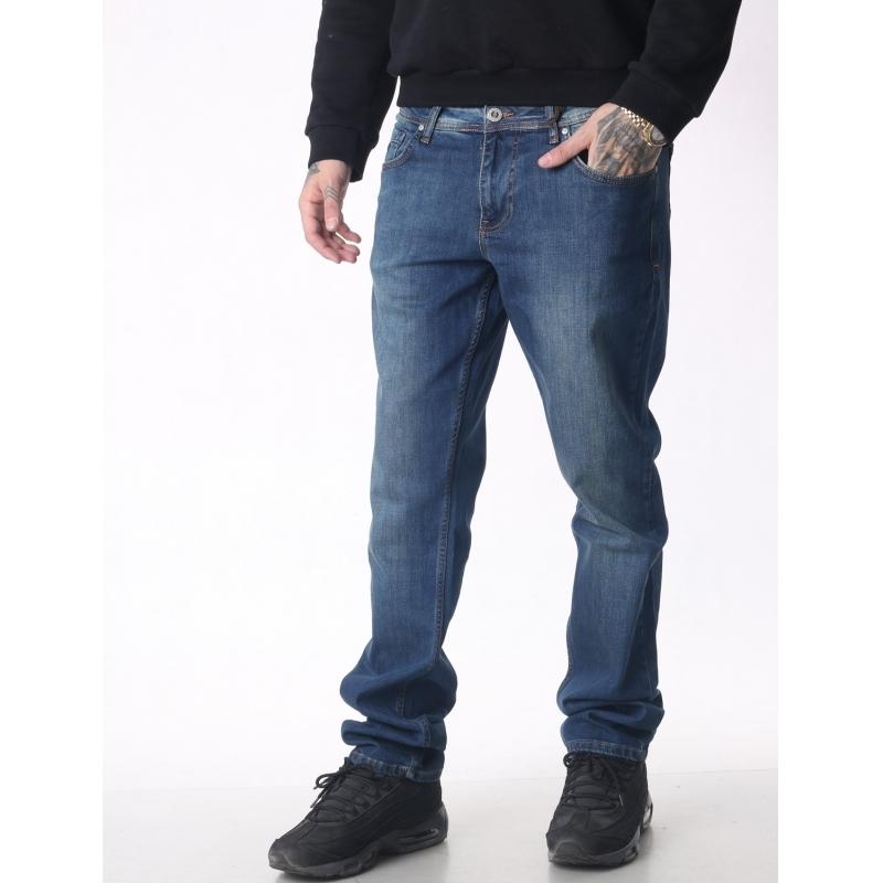 """TORINO - джинсы Franco Benussi 18-742 L 36"""" темно-синие"""