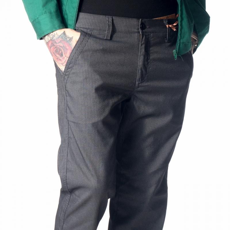 Джинсы Franco Benussi 600-978 черные