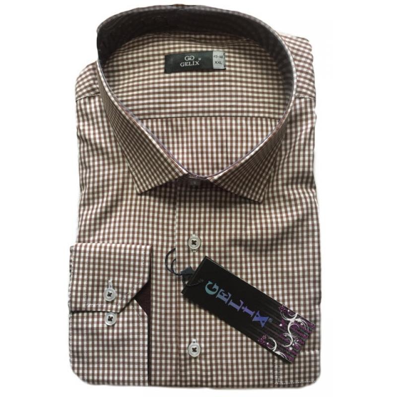 Рубашка мужская с длинным рукавом G 1207004