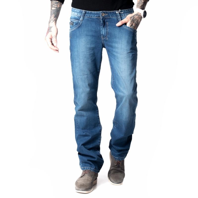 Джинсы мужские Большого роста 3592 синие
