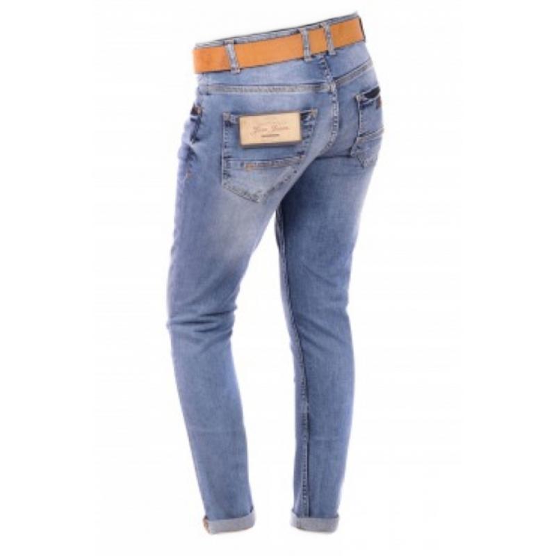 Джинсы женские Jass jeans 266 голубые