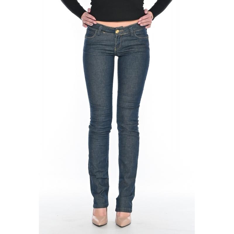 Женские джинсы Just point 9550 синие