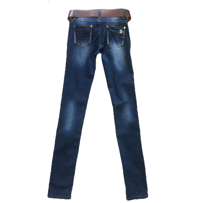 Женские джинсы зауженные Moschino