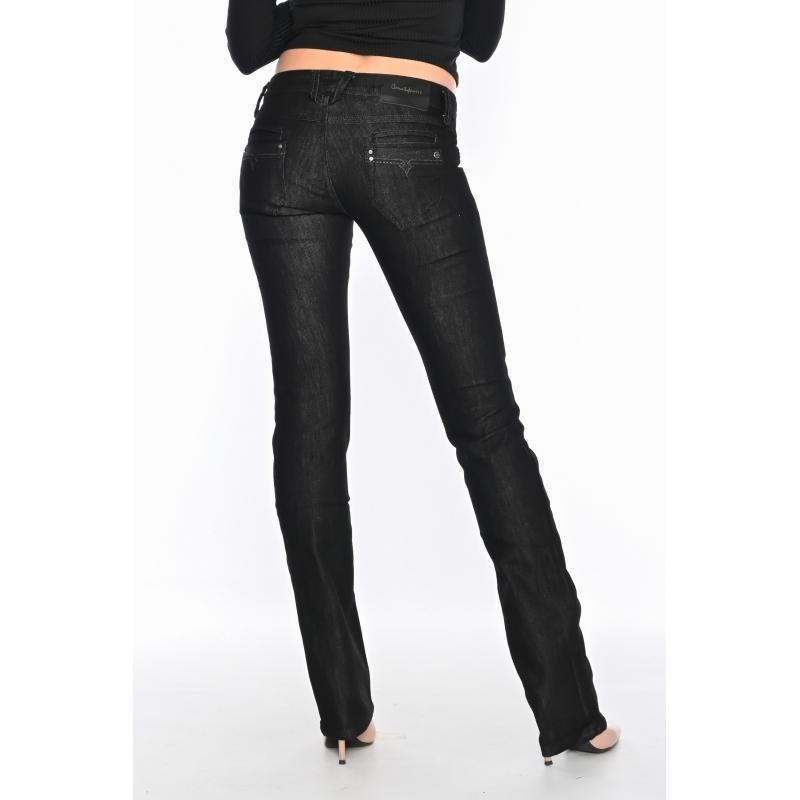 Черные женские джинсы в Распродаже