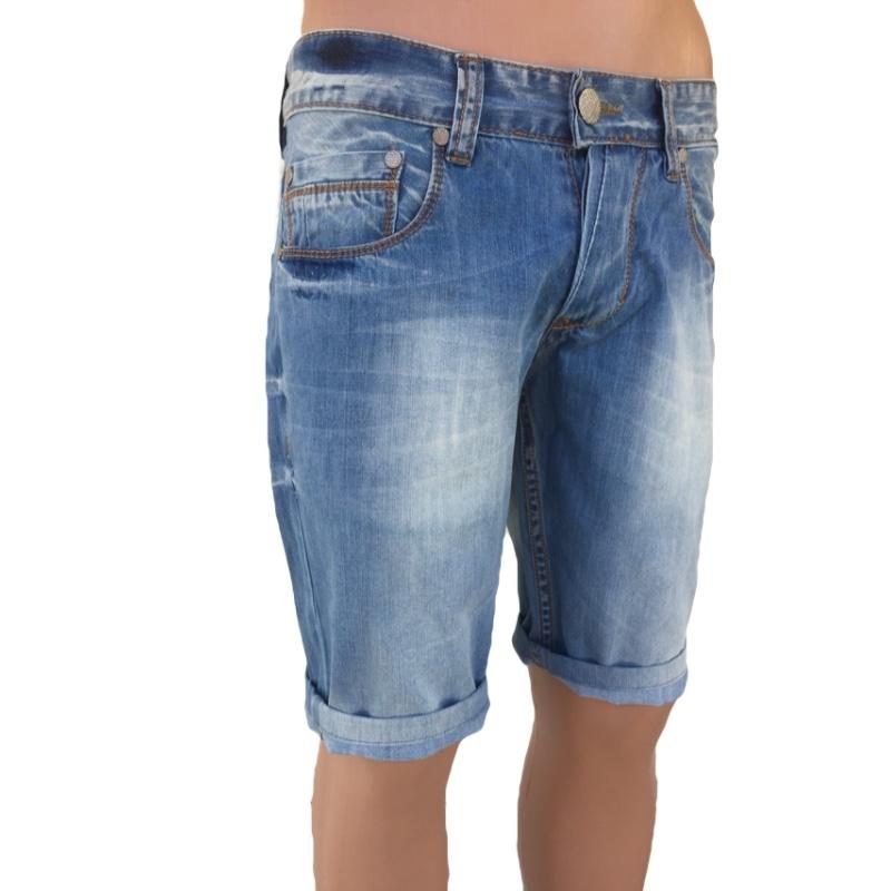 Шорты мужские джинсовые Takeshy