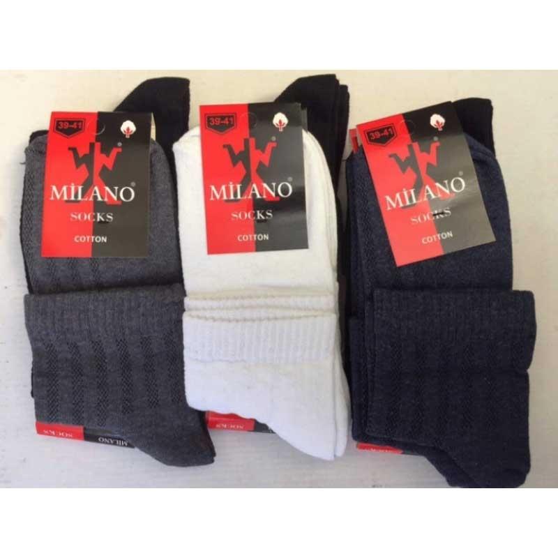 Короткие носки мужские летние