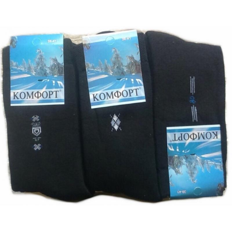 Носки махровые Комфорт 40-43