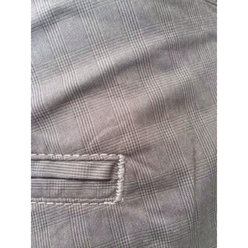 джинсы мужские Franco Benussi 3419 Тёмно-серые