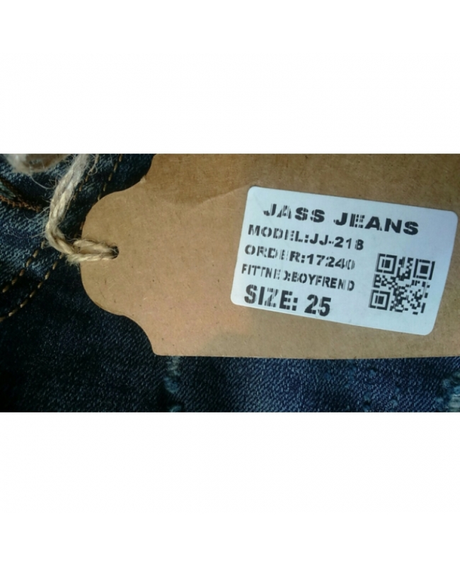 Женские джинсы бойфренд от jass jeans 218