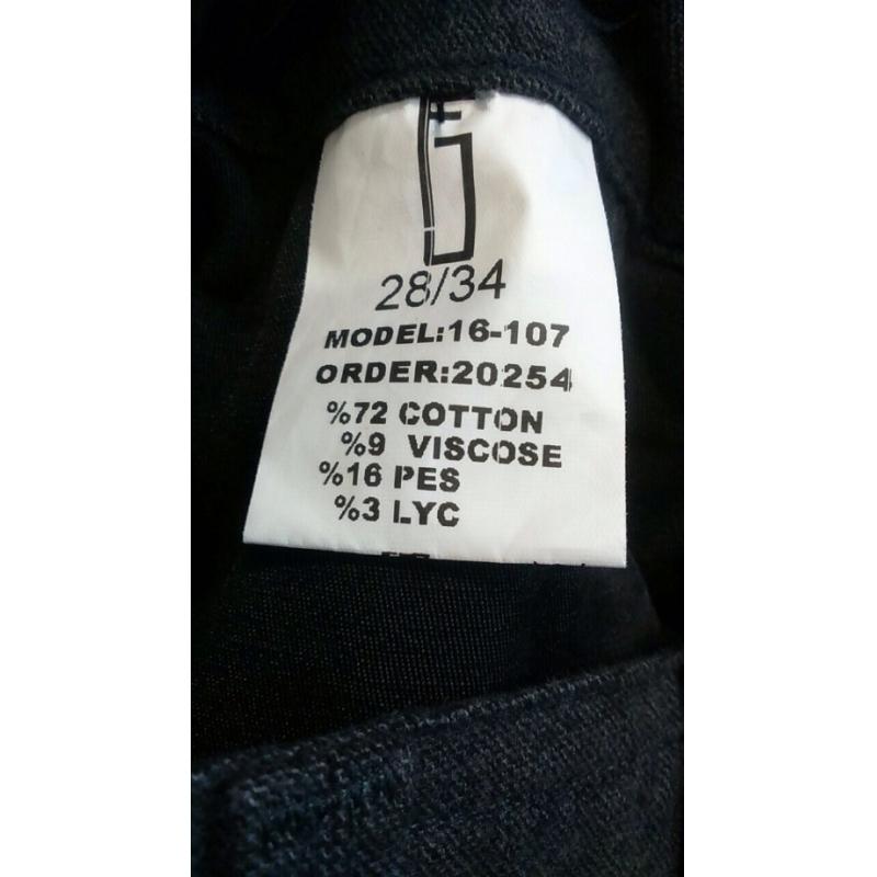 Брюки джинсы Fb 16107 недорого