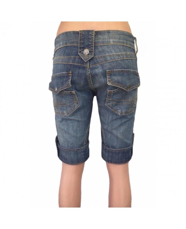 Шорты джинсовые от Омат джинс