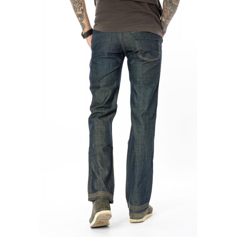 Мужских джинсов Franco Benussi 1015 темно-синие