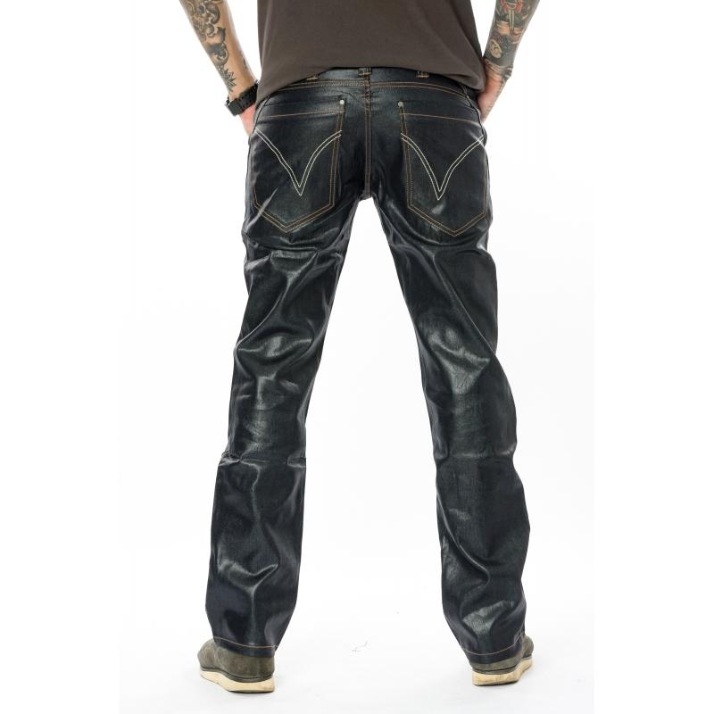 Мужские джинсы Franco Benussi 1228 черные