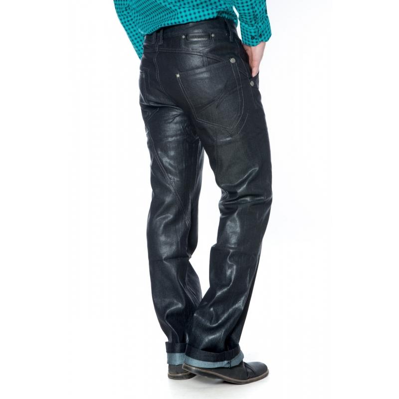 Мужские джинсы Franco Benussi 1241 черные