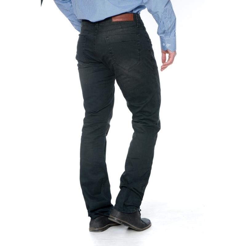 Мужские джинсы Franco Benussi 14-253 хаки