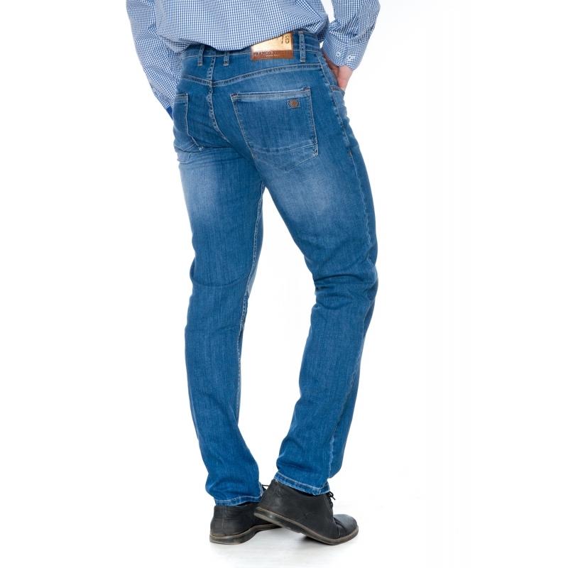 Джинсы Franco Benussi 19-416 синие