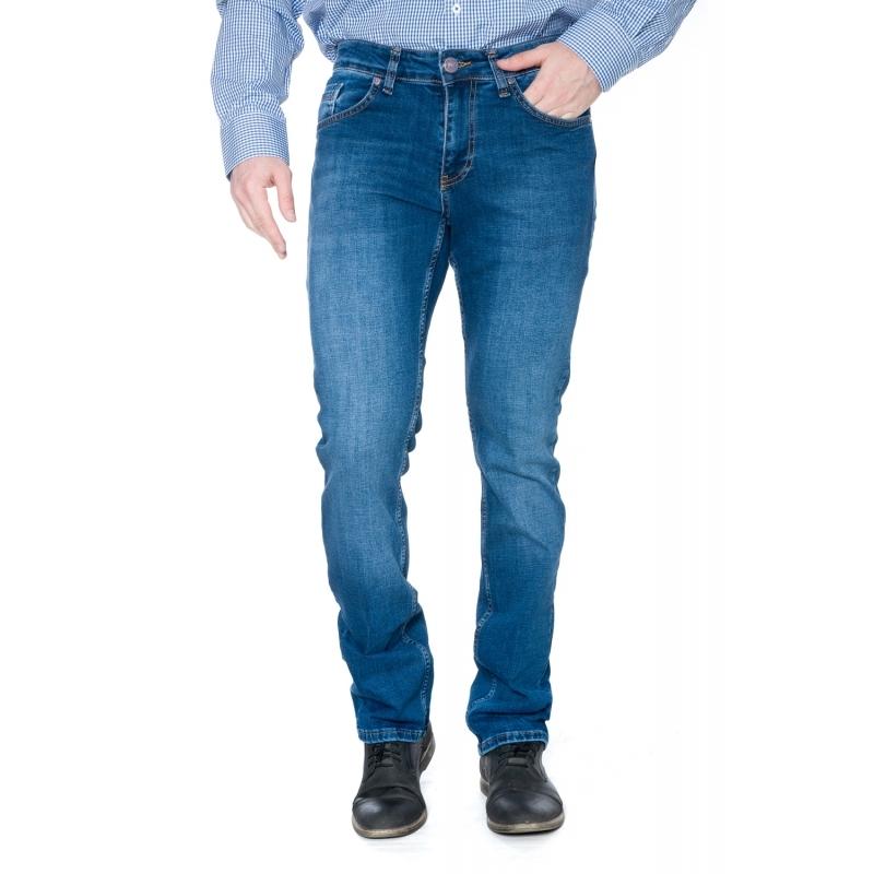 Джинсы Franco Benussi 19-443 TOR синие