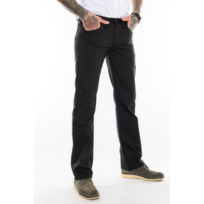 мужские джинсы Franco Benussi 3202-1039 черные