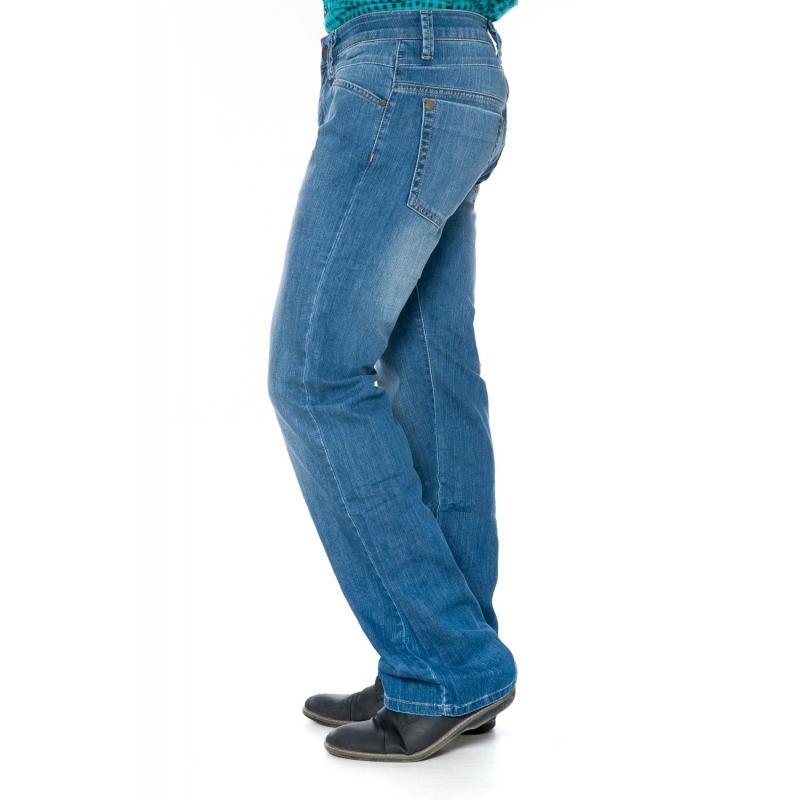Распродажа мужских джинсов 3228 синие