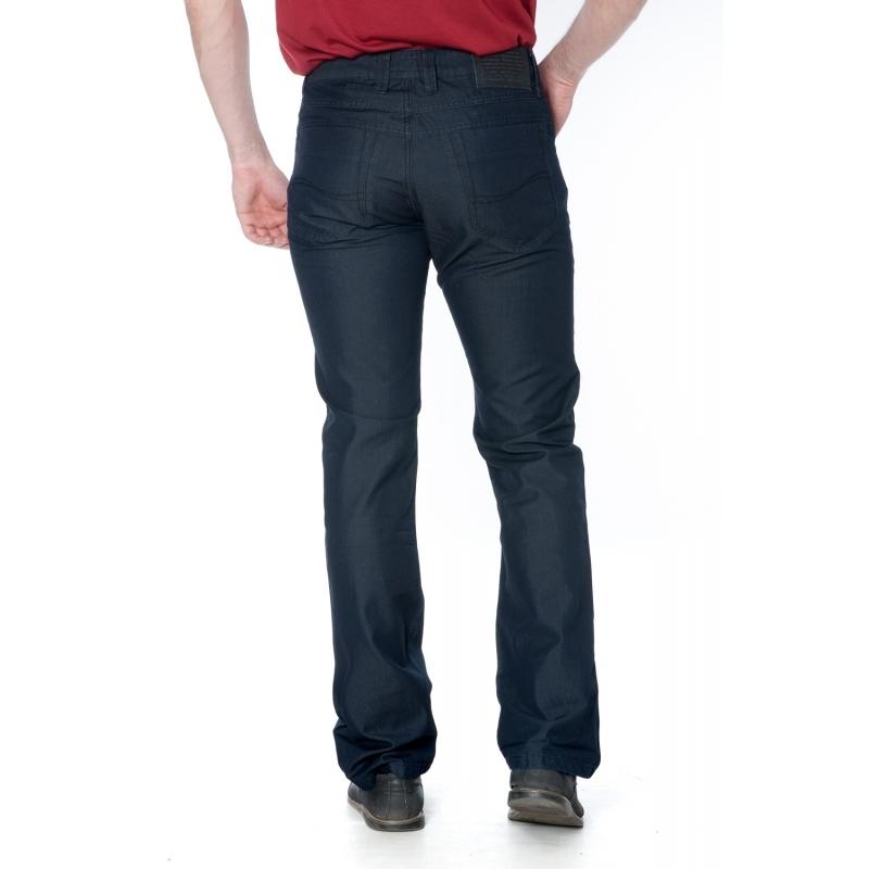 Джинсы для мужчин темно-синего цвета