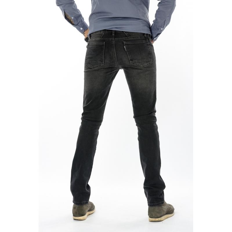 Джинсы мужские Franco Benussi 3635 темно-серые