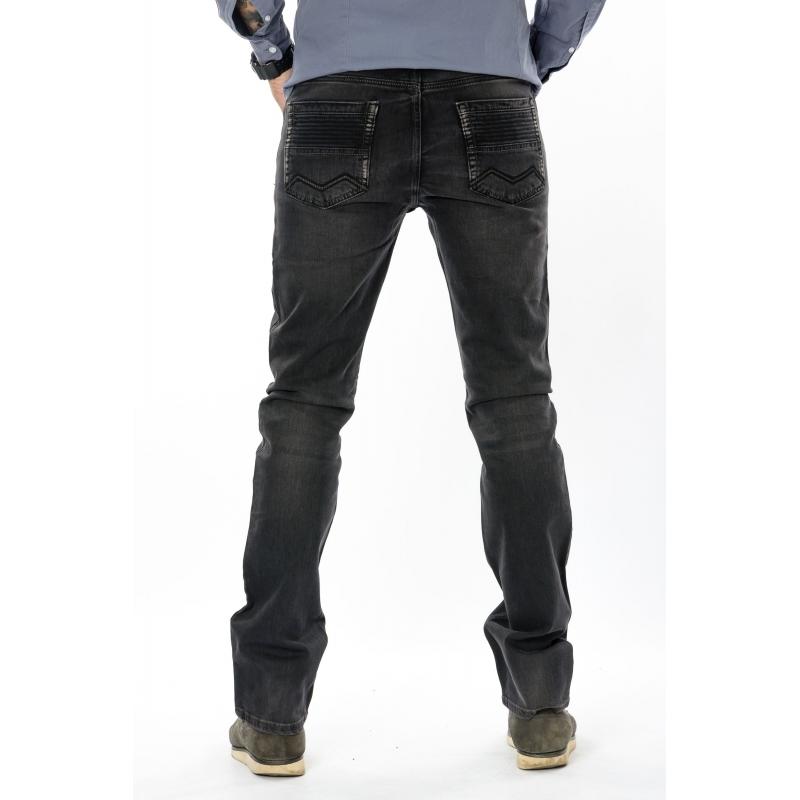 Мужские джинсы Franco Benussi 3663 темно-серые