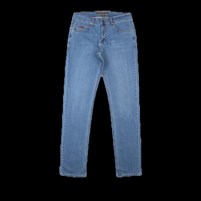 "Джинсы Franco Benussi 21-369 TOR L 36"" синие"