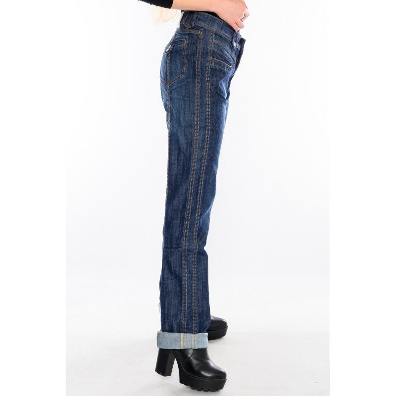 Женские джинсы больших размеров 9479