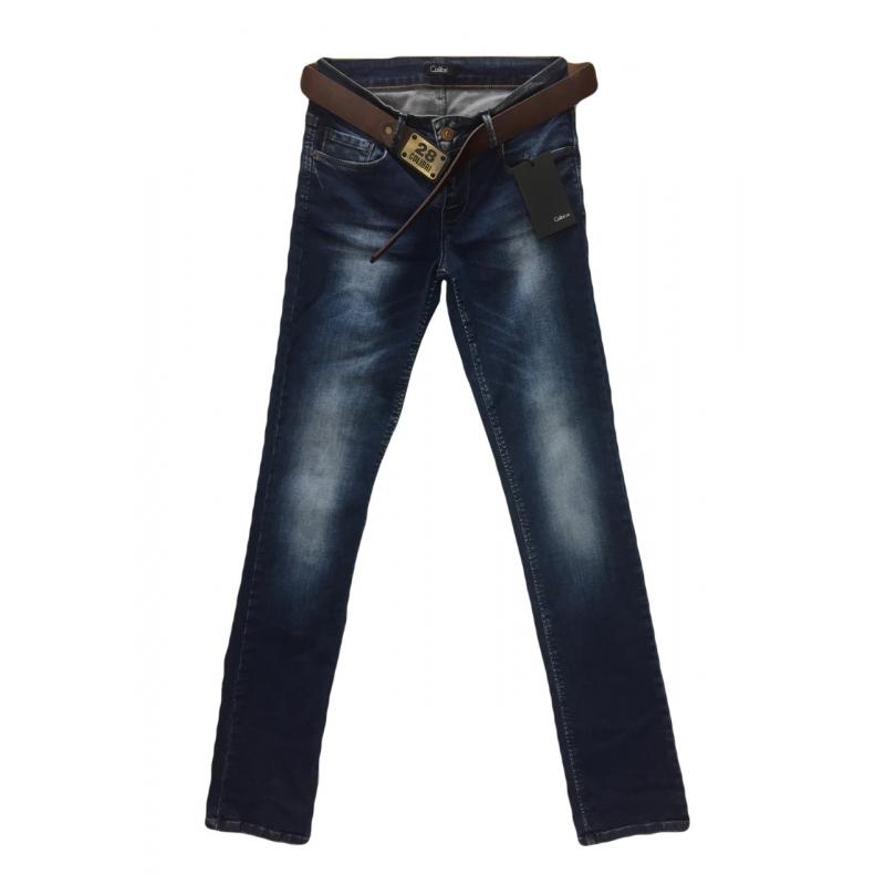 Женские джинсы прямые Colibri28