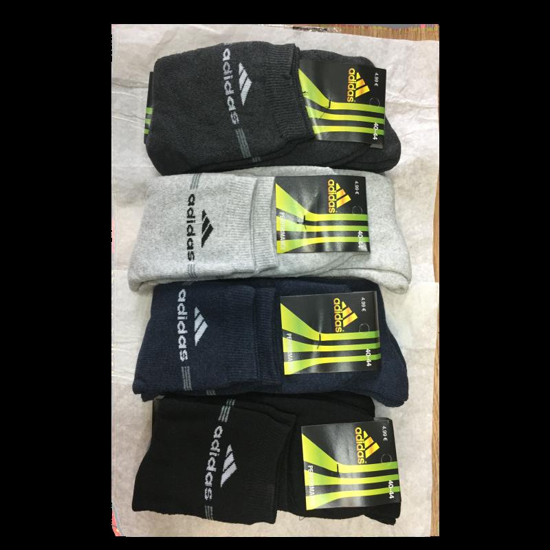Мужские носки махровые Adidas