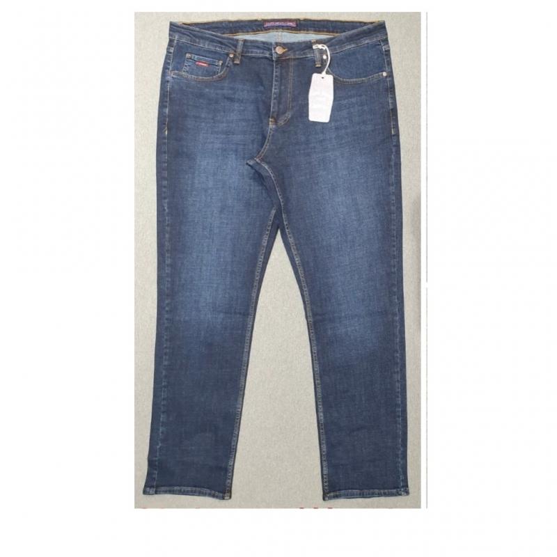 Мужские джинсы супер больших размеров 20-146 синие