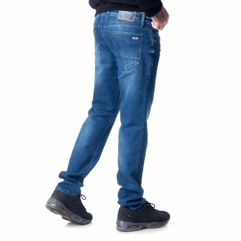 Джинсы мужские Franco Benussi 16-625 синие