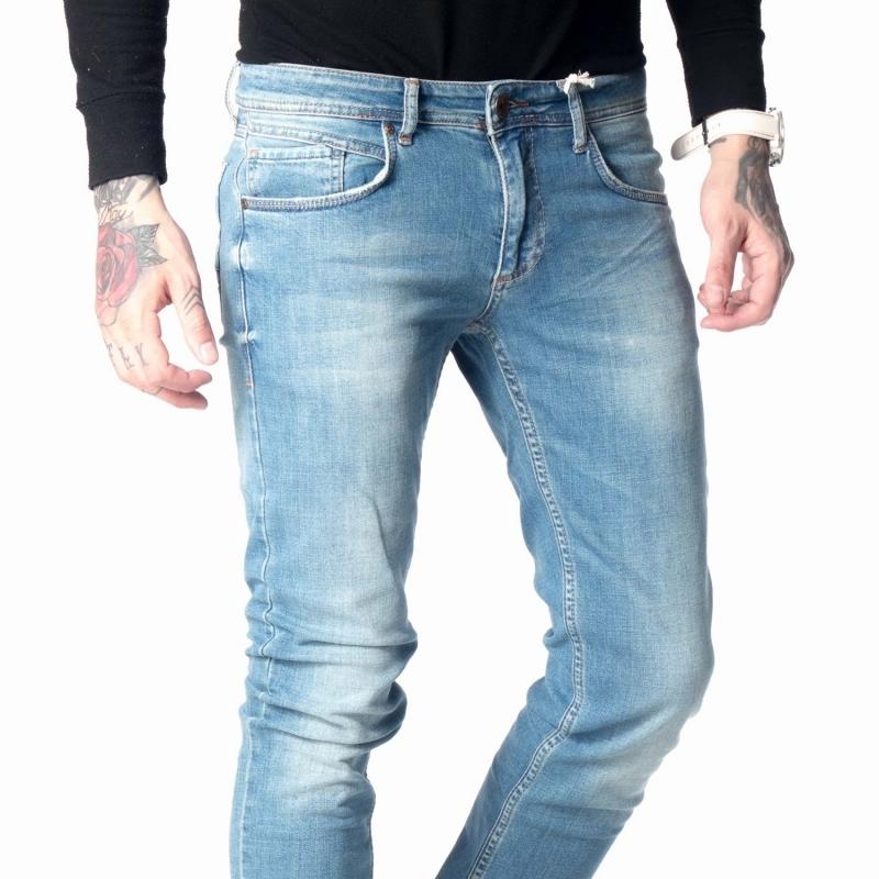 Купить мужские джинсы Franco Benussi 17-238 B.tint