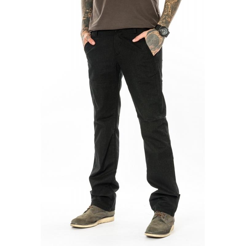 Джинсы-брюки Джинсы Franco Benussi FB 3209-898 черные